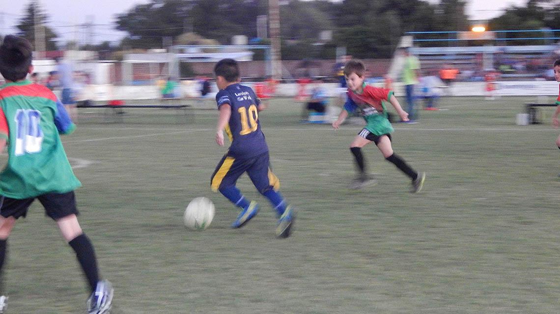 Concluye el Baby Fútbol