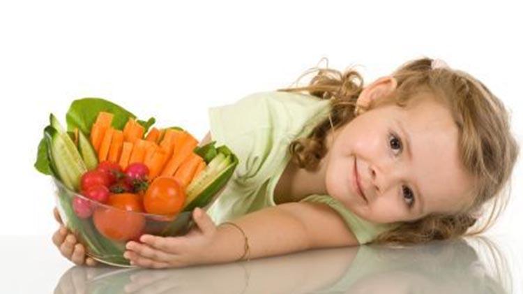 Conducta alimentaria de los niños