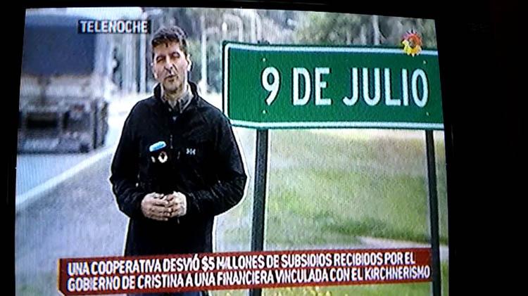 Telenoche Investiga en 9 de Julio