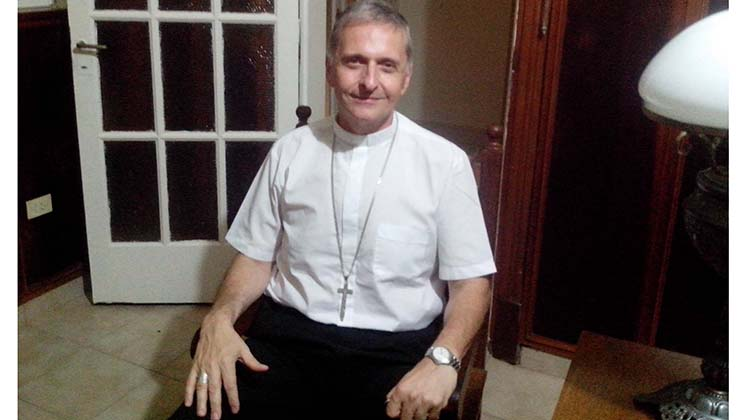 Un Obispo a todo dar