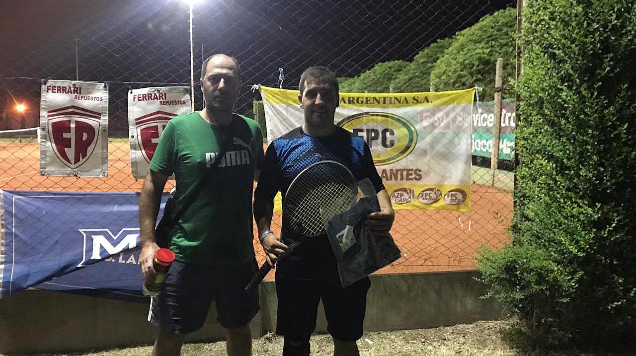Campeones de Tenis de San Martín