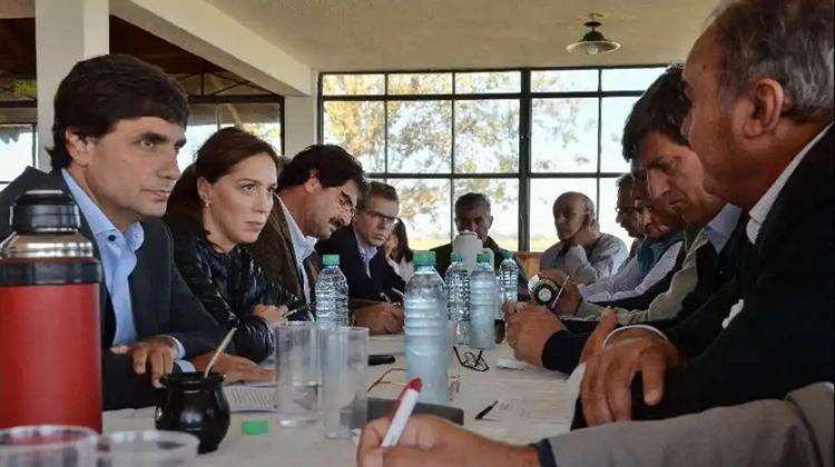 """""""Si no se cumplen las promesas al campo, el Gobierno tendrá un castigo en las elecciones"""""""