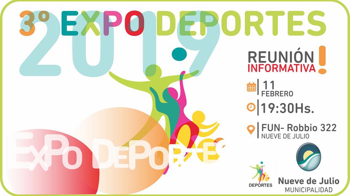 Tercera Expo Deportes