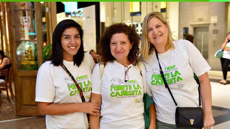 """Ponete la Camiseta"" en la lucha contra el cáncer infantil"