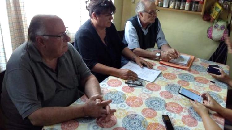 Malondra, Castagnino y Poggi, al estrado