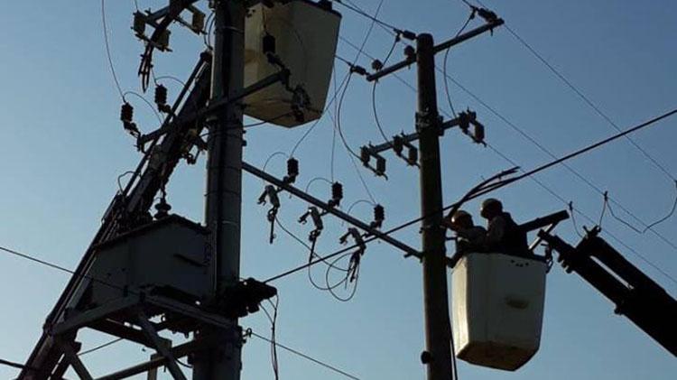 Informe corte de energía