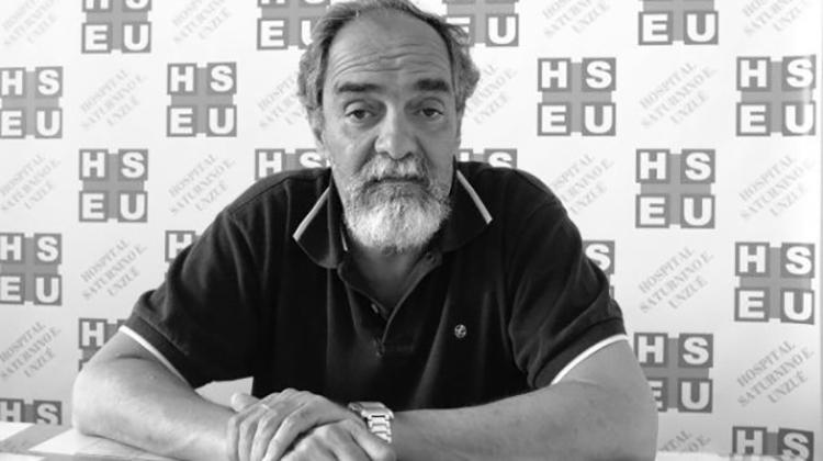 Fabián Galeano es el nuevo Director del Hospital