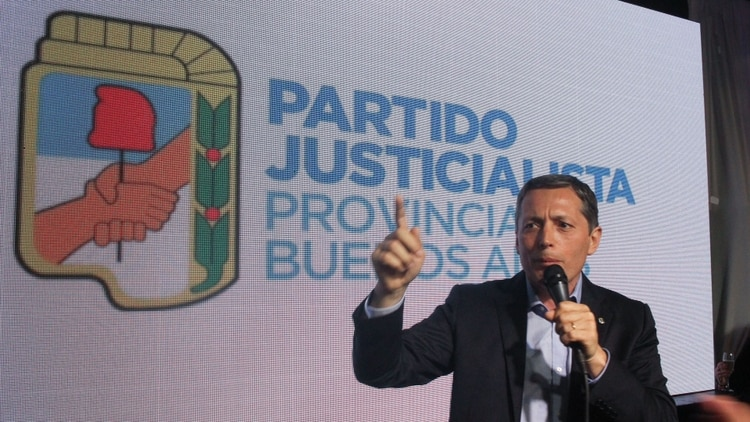 Cumbre peronismo Bonaerense