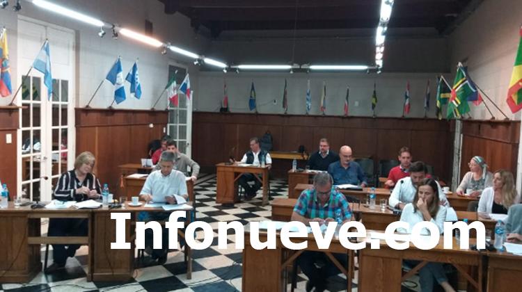 Sesionó el Concejo