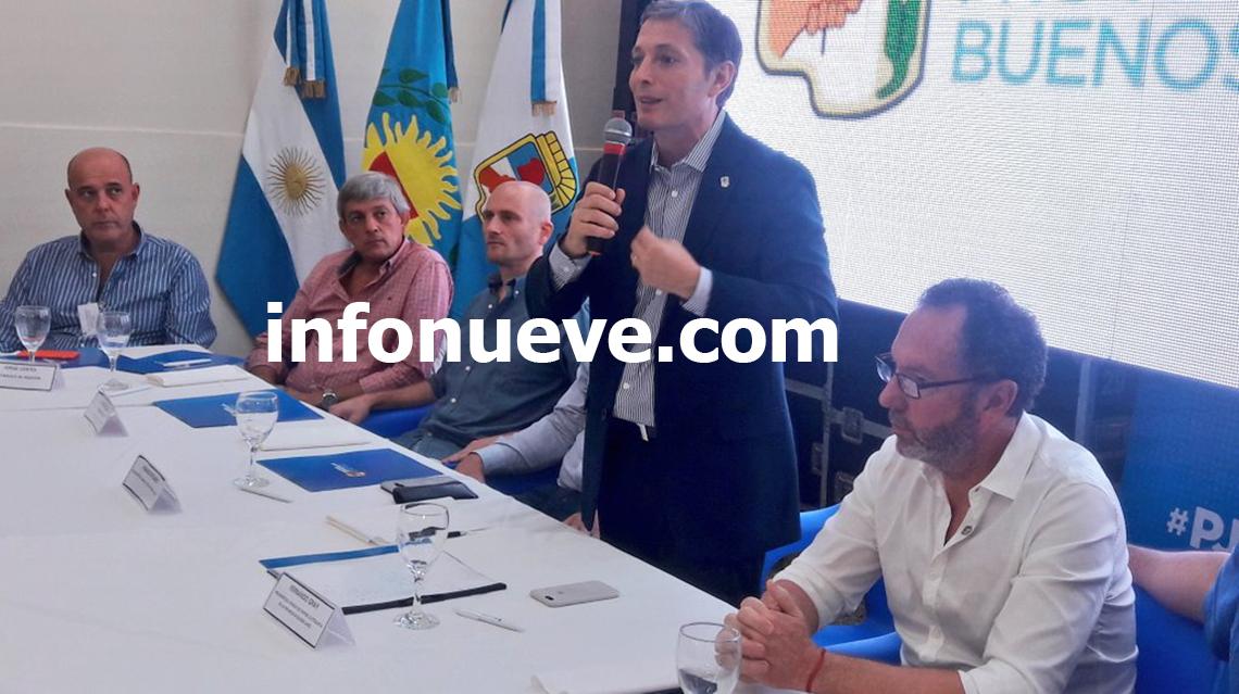 """""""Hay que poner de pie al país y a la provincia y los peronistas sabemos cómo hacerlo"""""""
