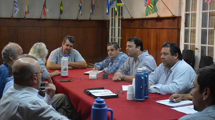 Nueva reunión de mesa agropecuaria