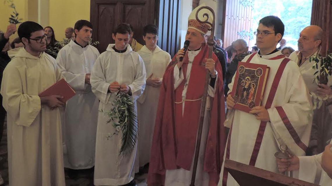 Semana Santa en 9 de Julio