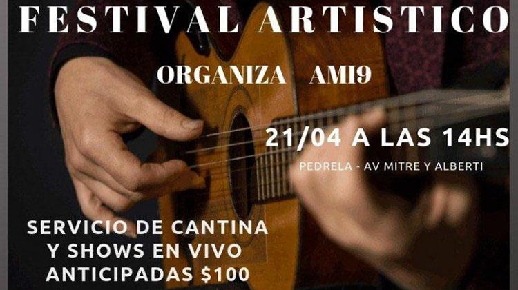 Festival Artístico de Músicos