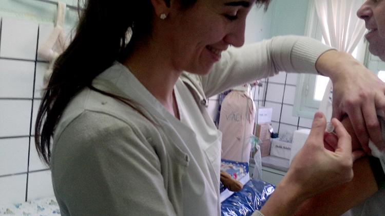 Comienza vacunación antigripal