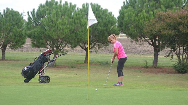 Golf: Torneo Regional de Damas