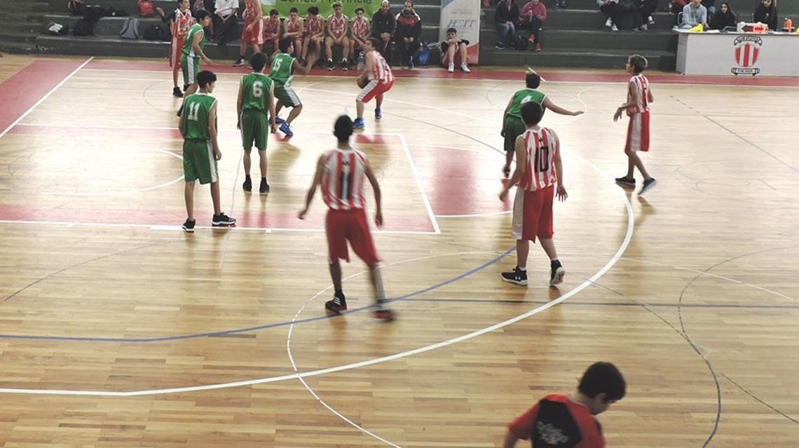 Torneo de Basquetbol