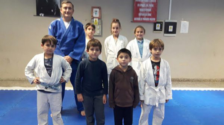 Judo Club San Martin