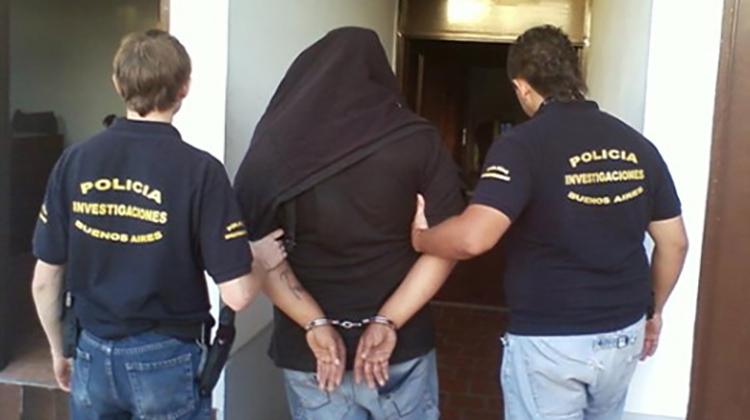 Allanamientos y detenidos
