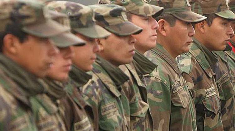 Servicio militar voluntario