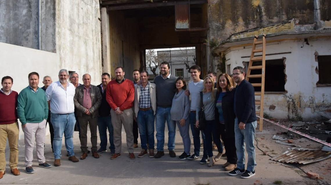 Se iniciaron las obras en el ex San Cayetano