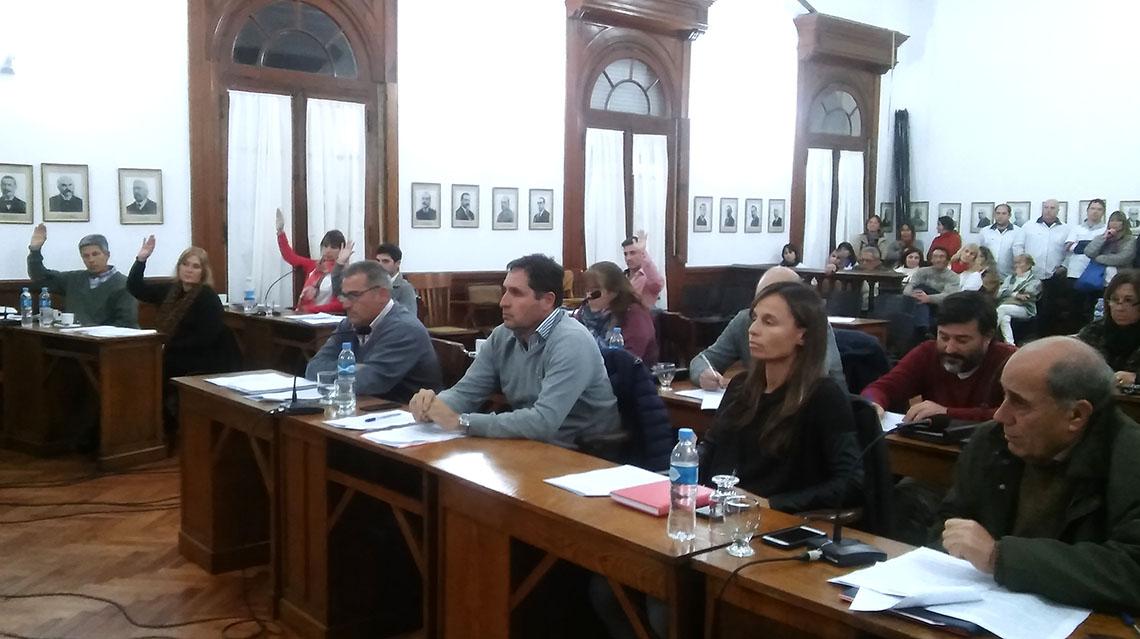 La renovación del concejo deliberante