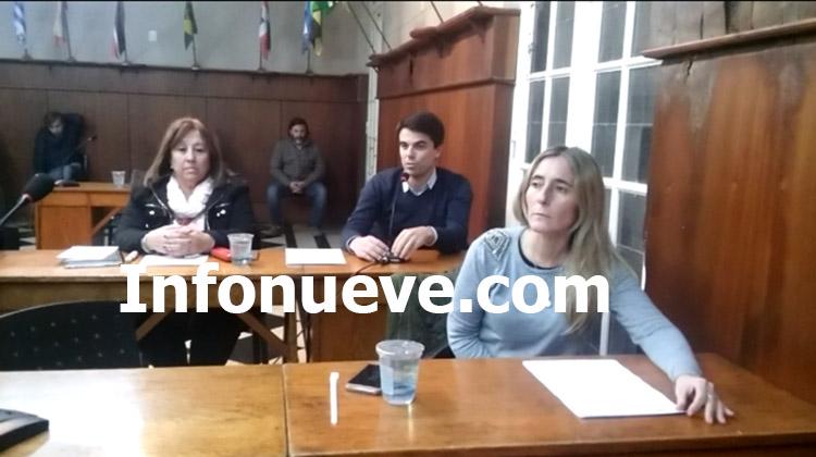 Barbieri renunció como concejal