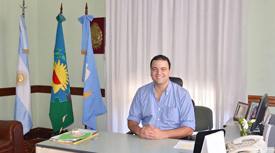 Operan al intendente Barroso