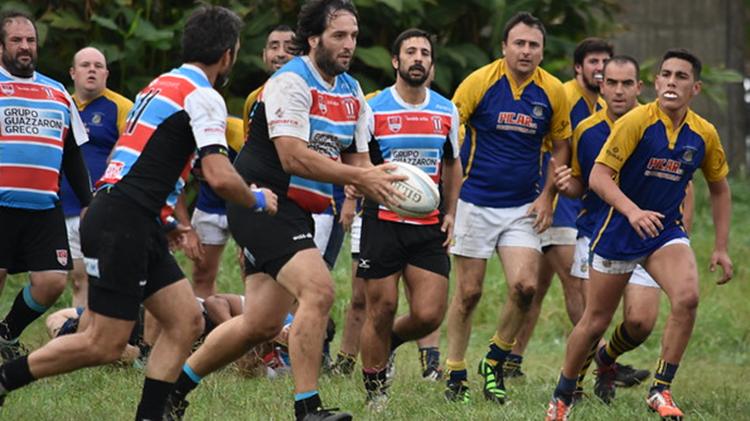 Rugby de 9 de Julio e internacional