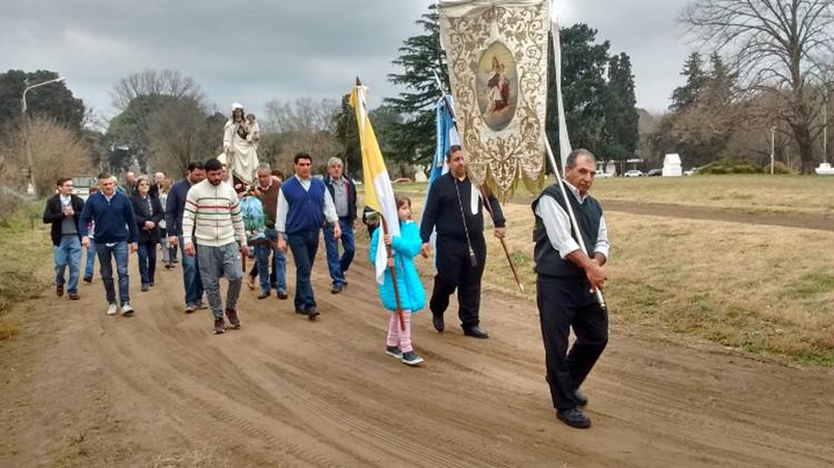 Fiestas patronales en Dennehy