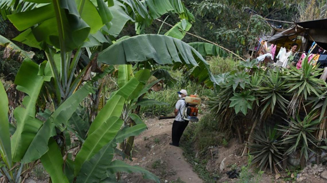 Colombia: más de 22.600 casos de zika y fuerte aumento de Guillain-Barré