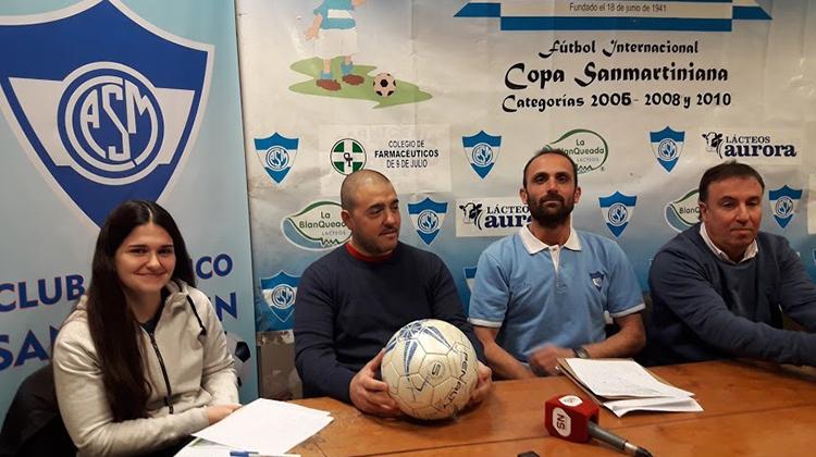 Comienza la Copa Sanmartiniana