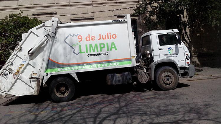 Será normal la recolección de residuos domiciliarios