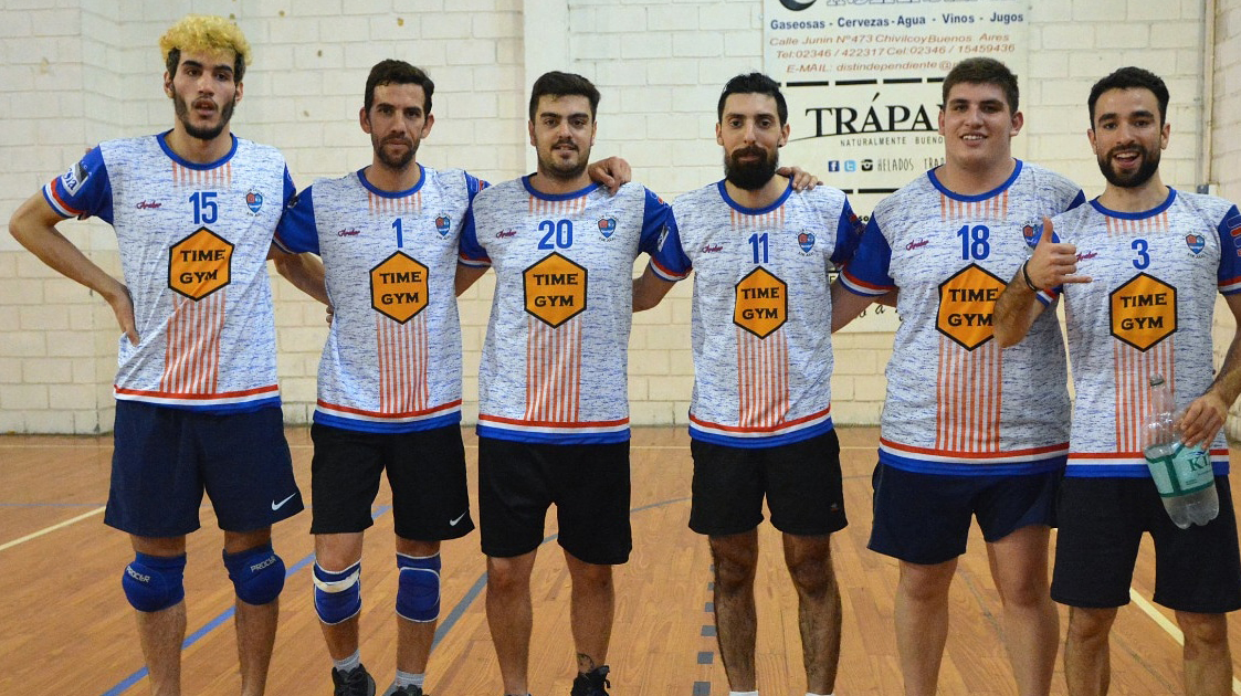 Voley del Club Ciudad