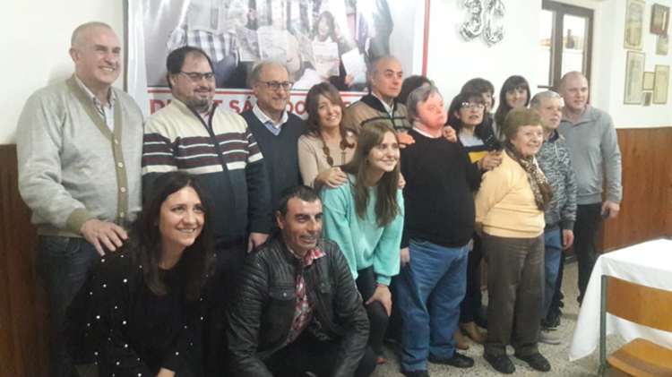 "Grupo de Caritas anunció un gran ""Aviso Clasificado"""