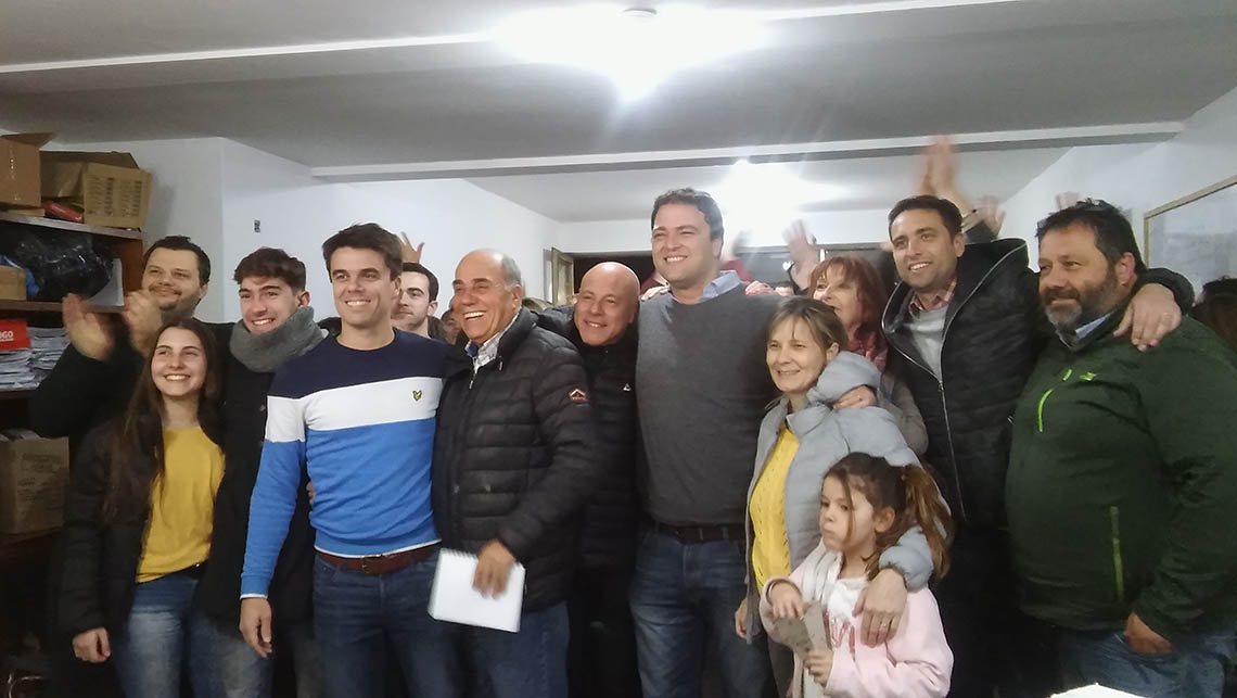 Barroso se impuso en las PASO