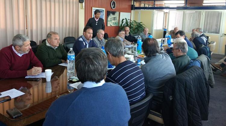 Reunión de APEBA en Chacabuco