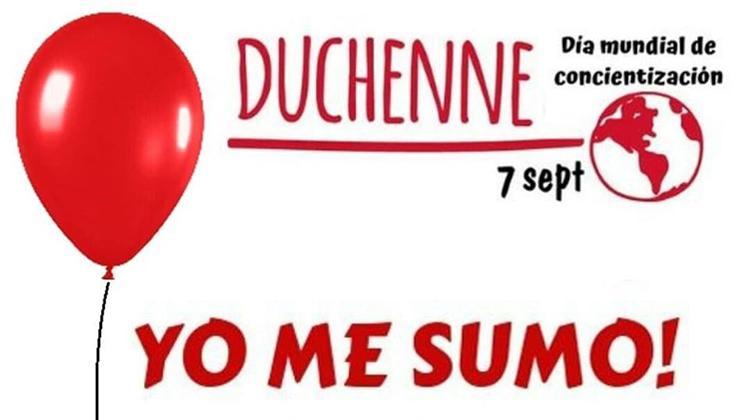 Jornada de  concientización sobre Duchenne