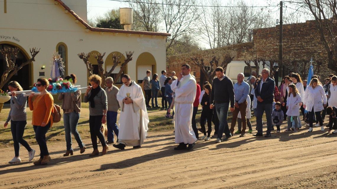 Fiestas Patronales en La Niña