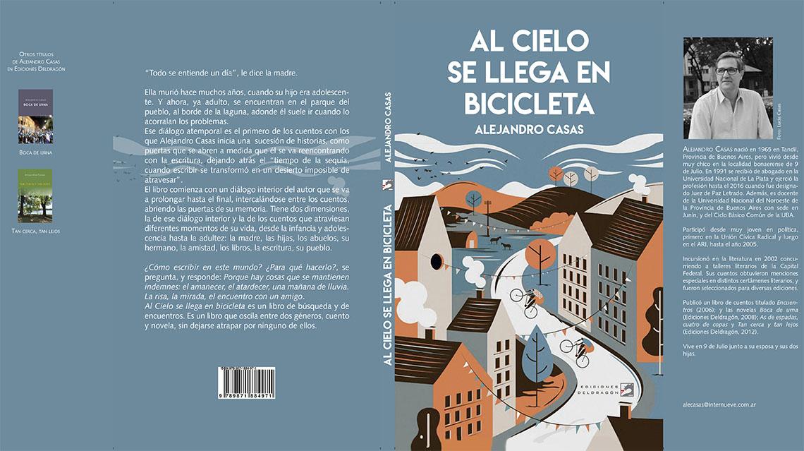 Nuevo libro de Alejandro Casas