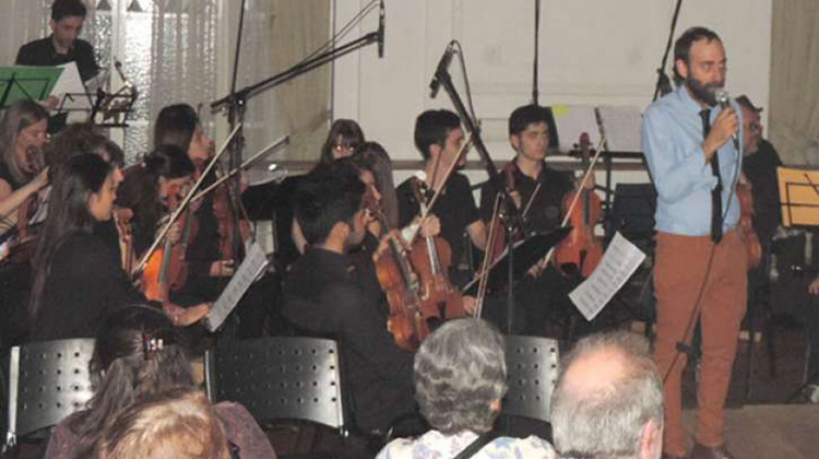 Aniversario de Orquesta Municipal