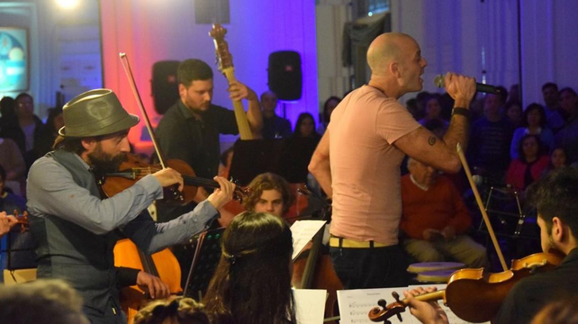 Orquesta Municipal de festejo