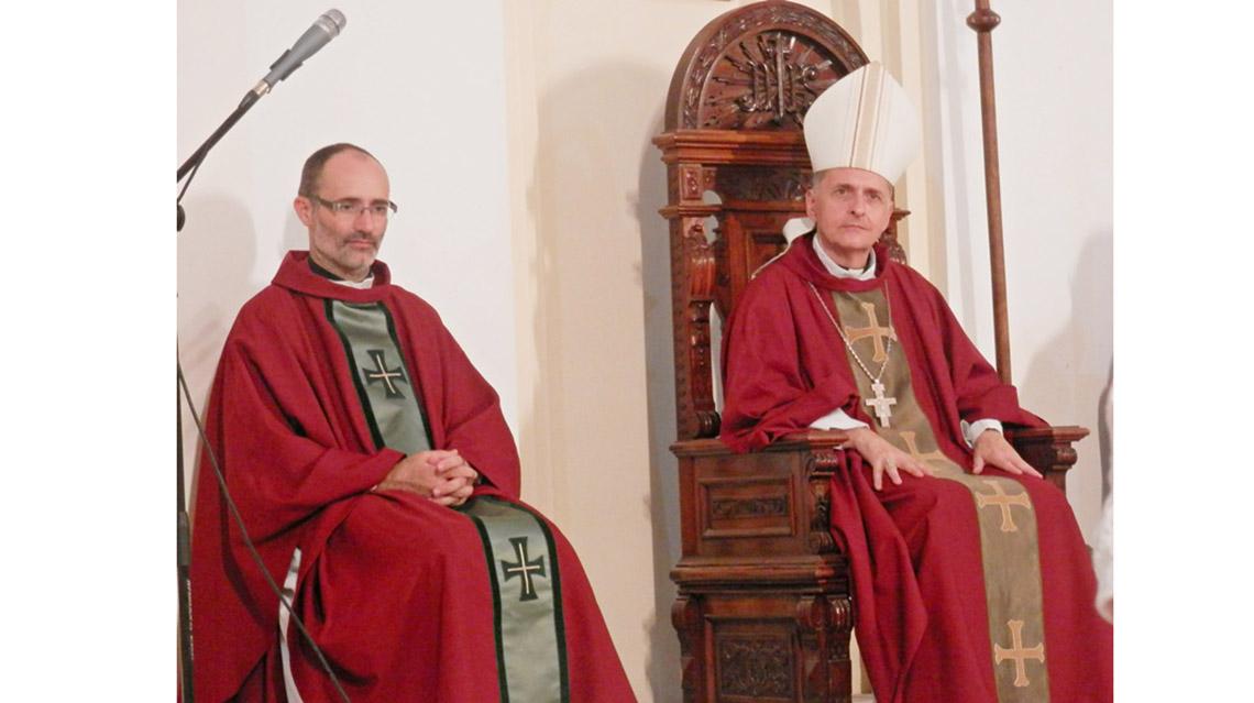 La Catedral tiene nuevo párroco