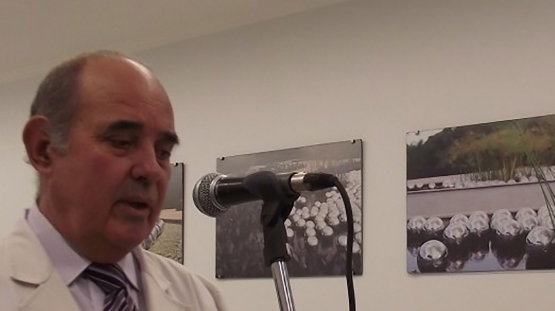 Falleció el doctor Jorge Torrens