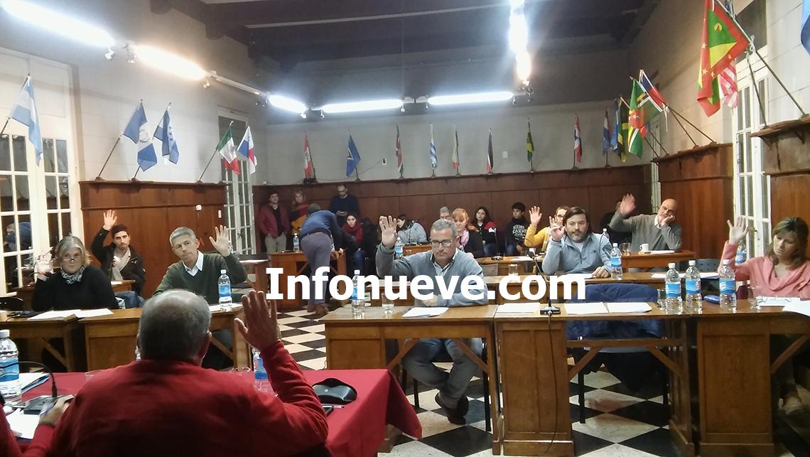 Sesiona el Concejo nuevejuliense