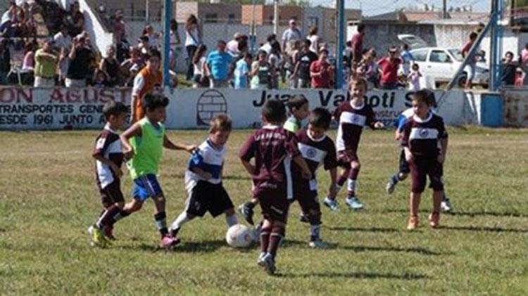 Torneo Preinfantil en San Agustín