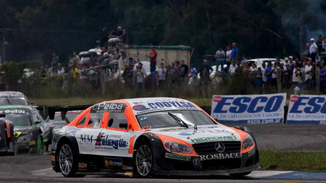 El Autódromo de 9 de Julio habilitado para competencias nacionales