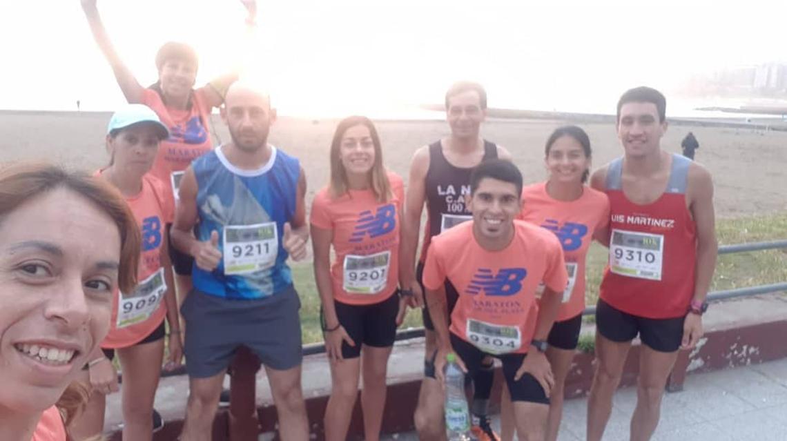 Maratón de Mardel