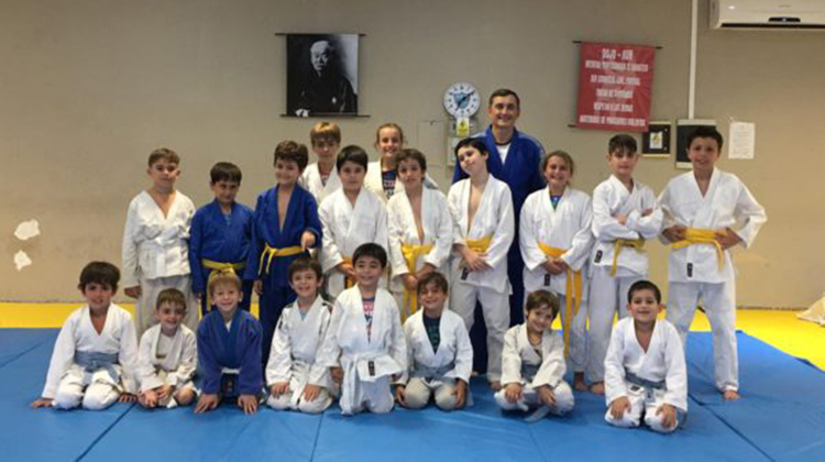 Excelente año para el Judo sanmartiniano