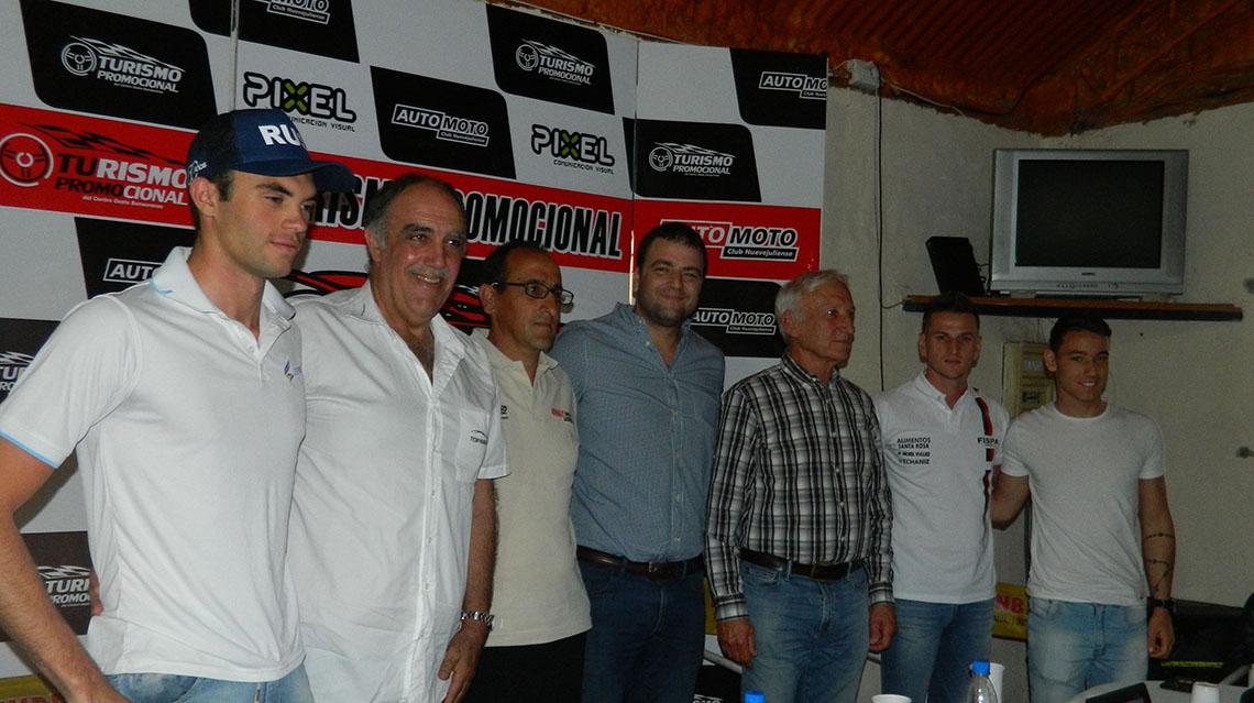 El Top Race se corre en 9 de Julio