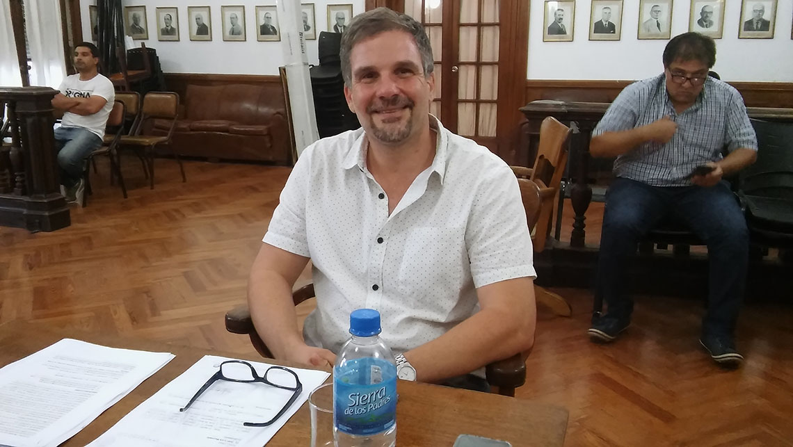 Frente Renovador presentó su labor legislativa